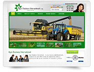 Diseño Web Básico - Agro Business International