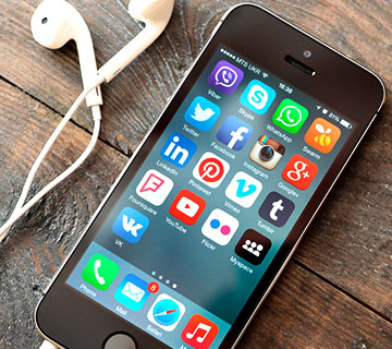 redes sociales iphone bolivia