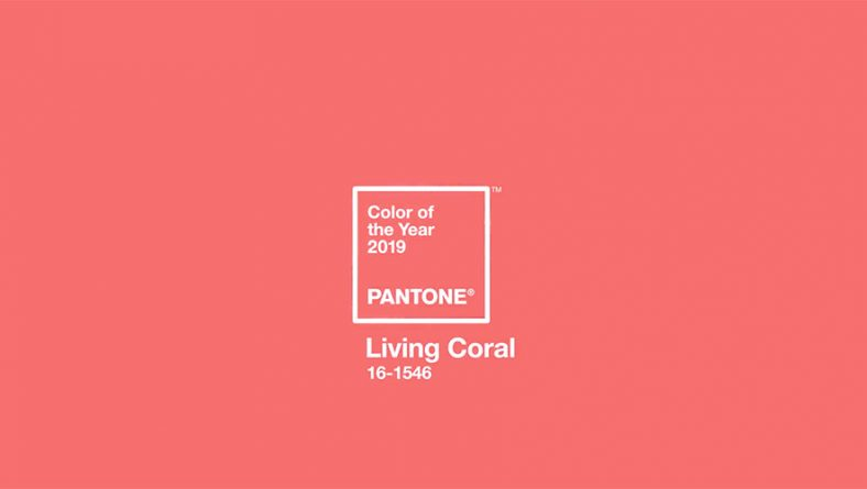 PRESENTAMOS EL PANTONE COLOR OF THE YEAR 2019